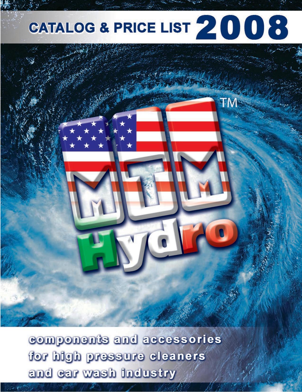 "MTM Hydro 17.0224 1//4/"" HydroJet SS 0° 4.0 GPM Tip"
