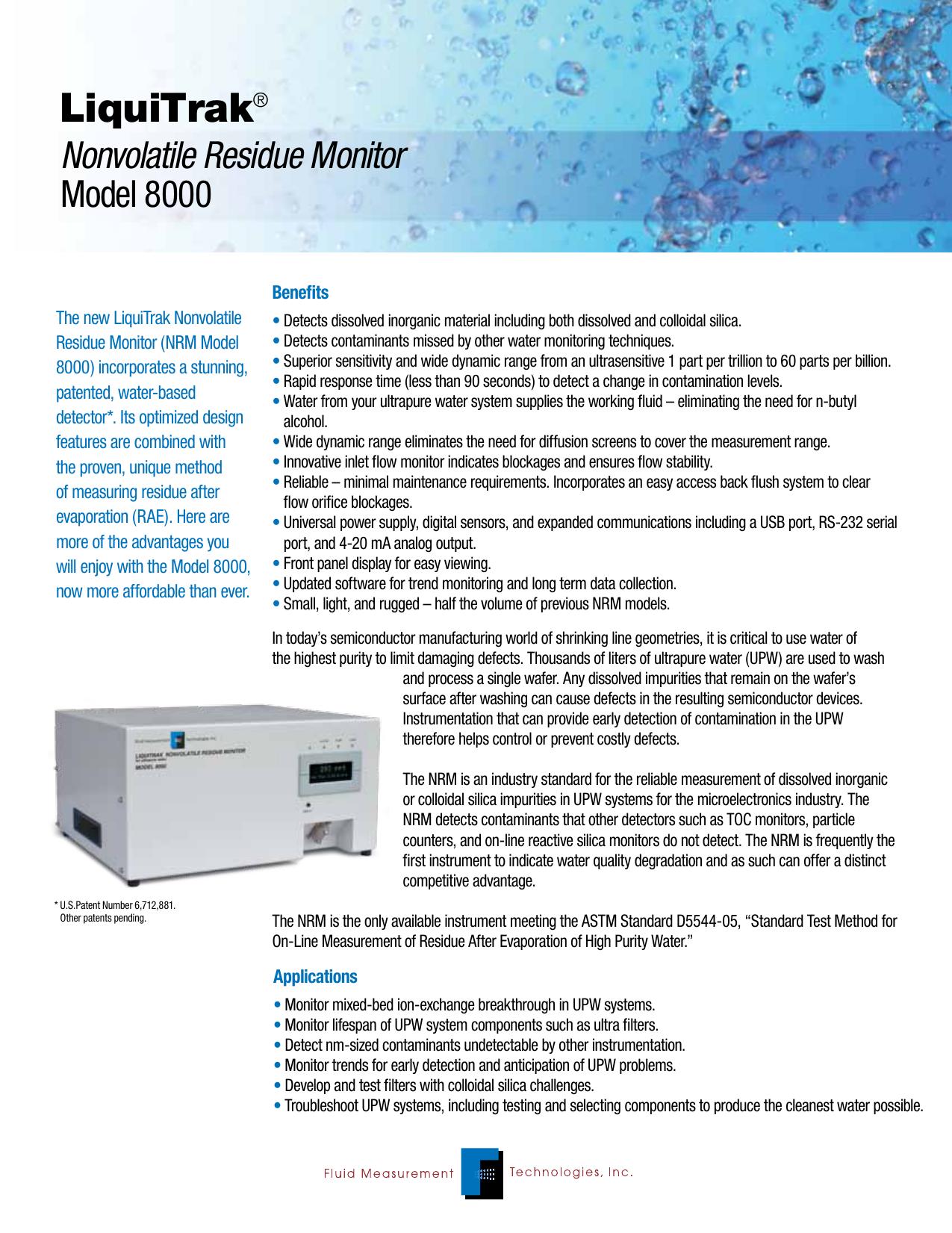 LiquiTrak - Kanomax FMT, Inc  | manualzz com