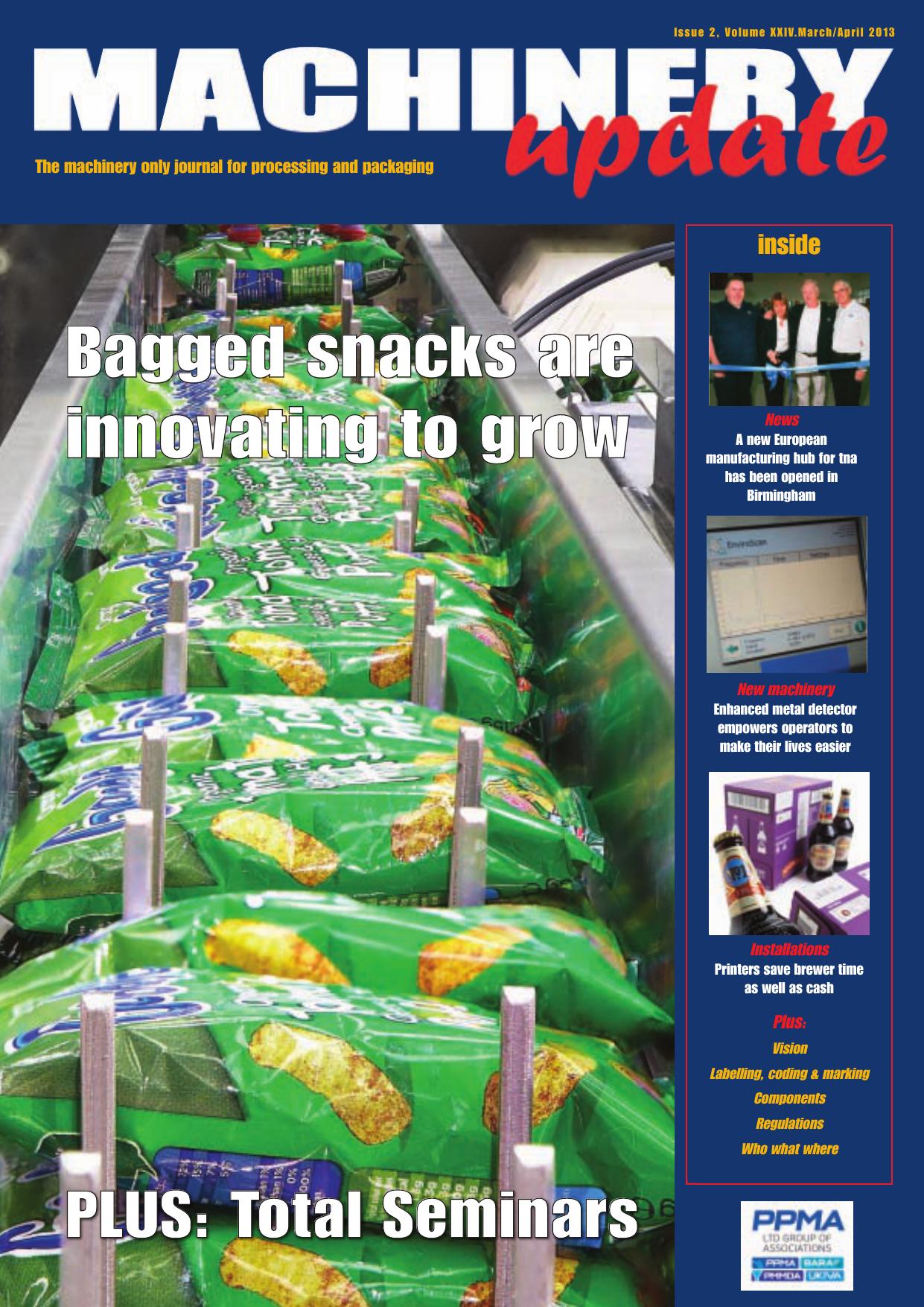 Bagged snacks are innovating to grow | manualzz com