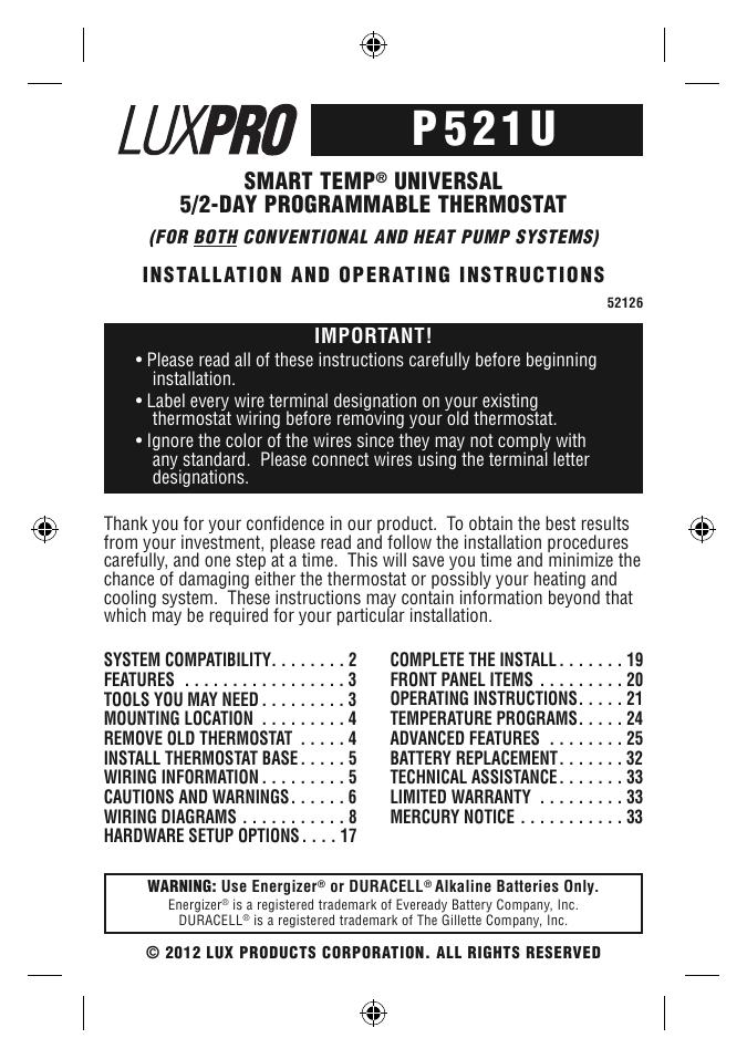 Pane Heat Pump Thermostat Wiring Diagram
