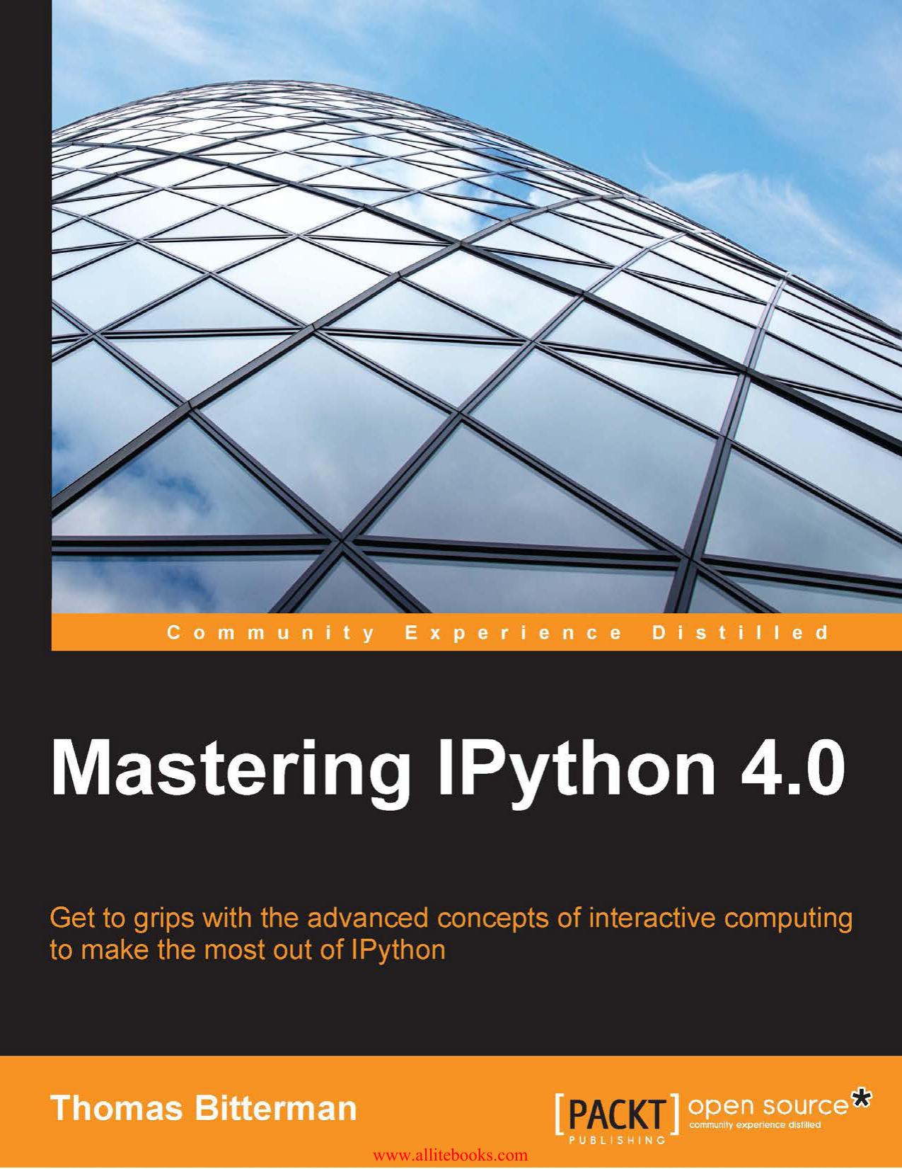 Mastering IPython 4 0 | manualzz com