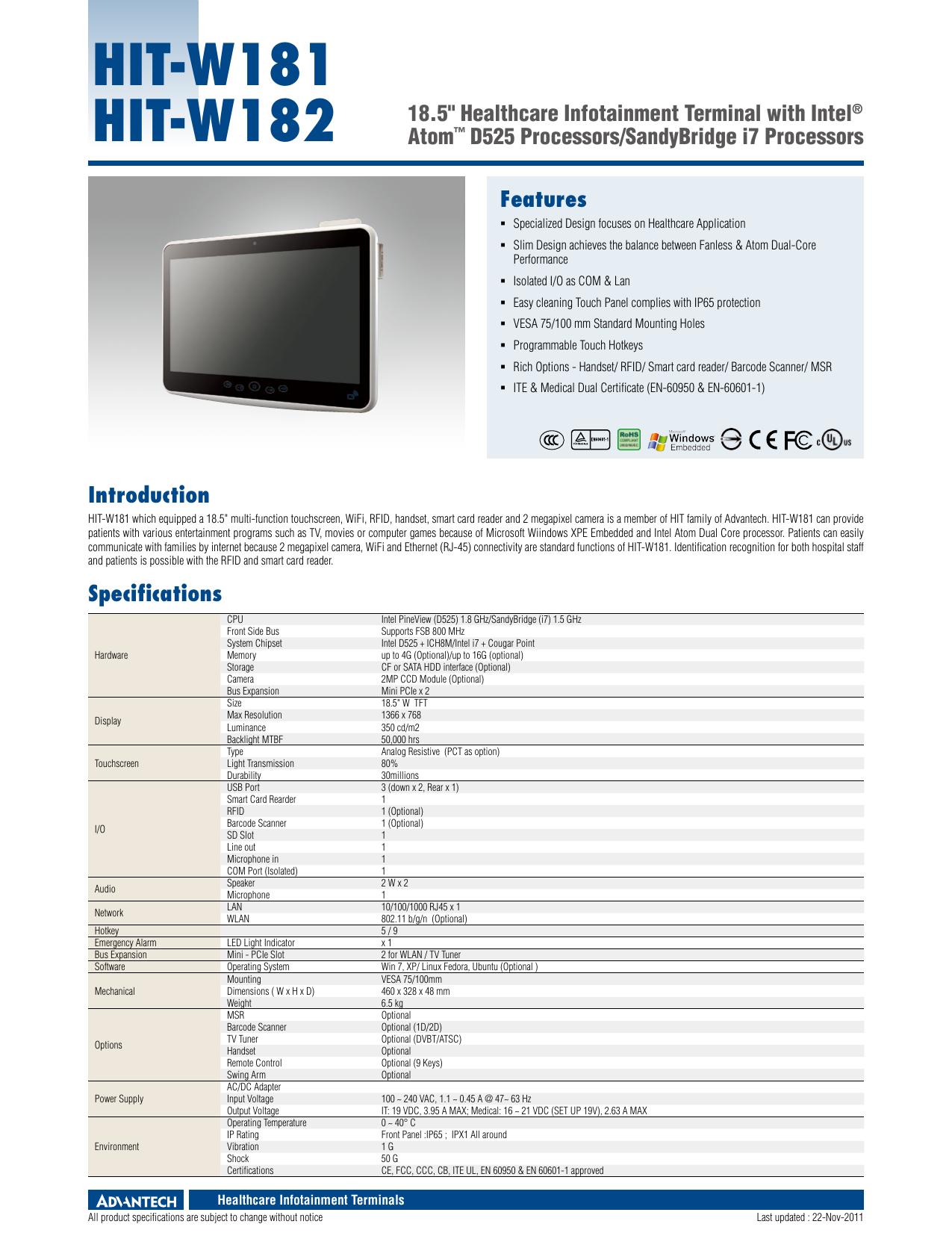 HIT-W181 | manualzz com