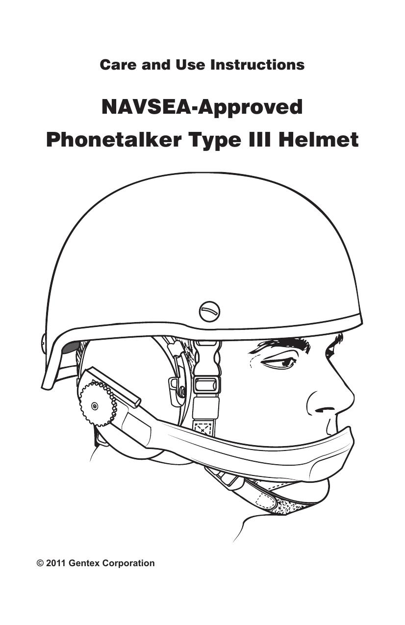 Image result for GENTEX PHONETALKER III HELMET