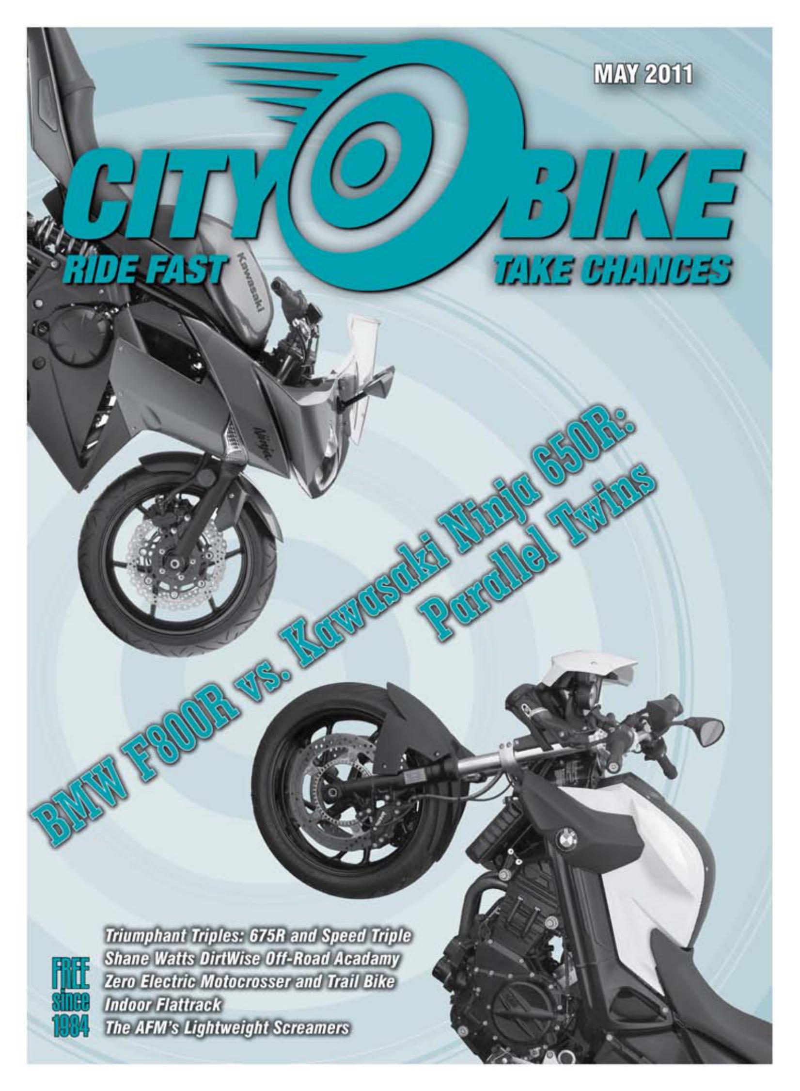 May 2011 - CityBike Magazine | manualzz com