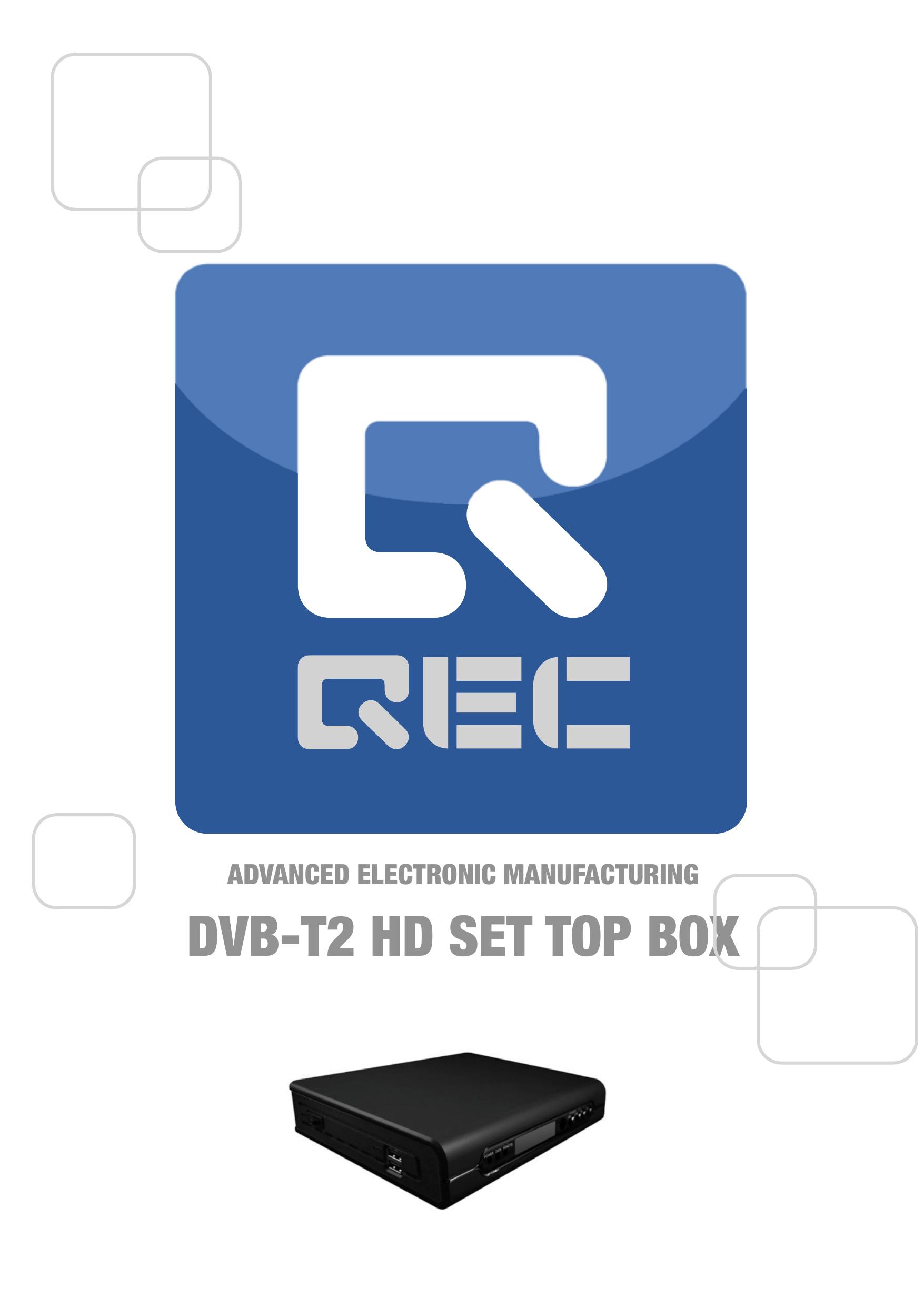 DVB-T2 HD SET TOP BOX | manualzz com