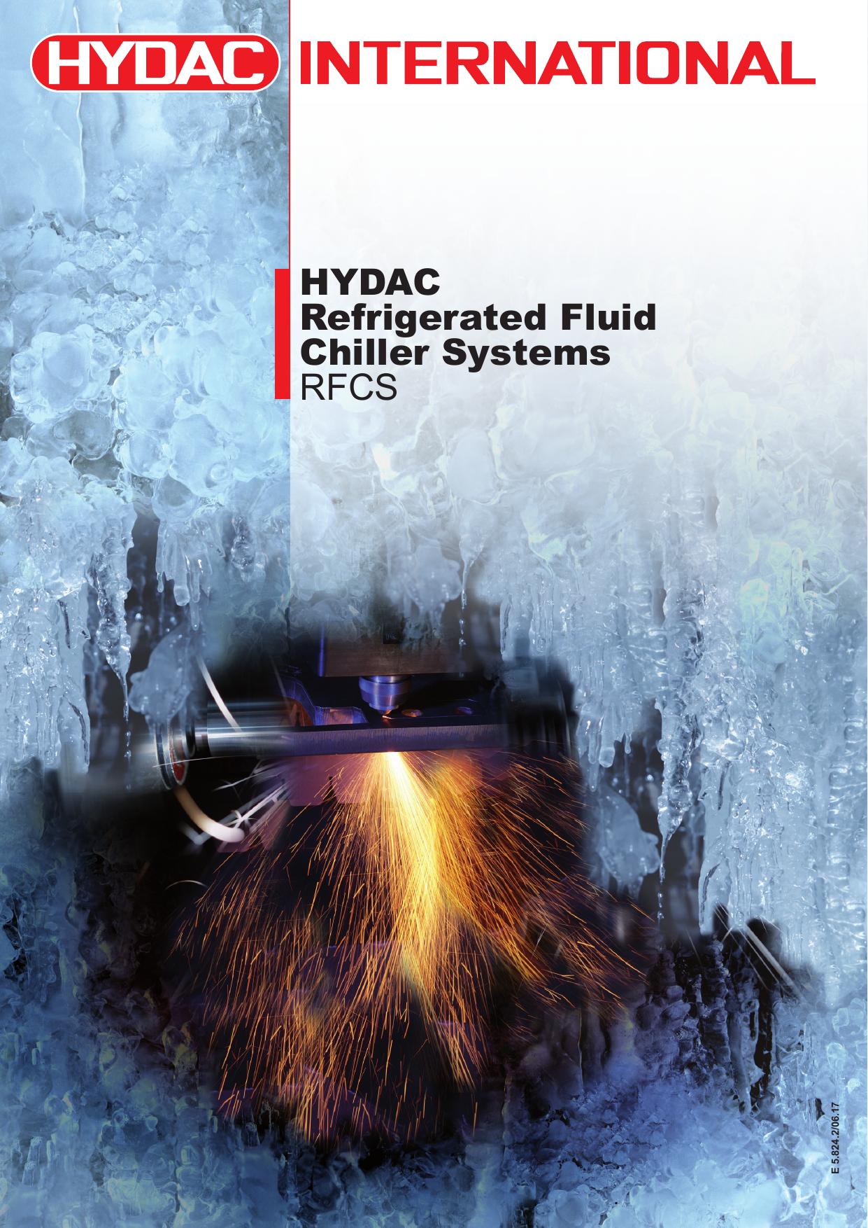 Hydac Refrigerated Fluid Chiller Systems Rfcs Manualzz Com