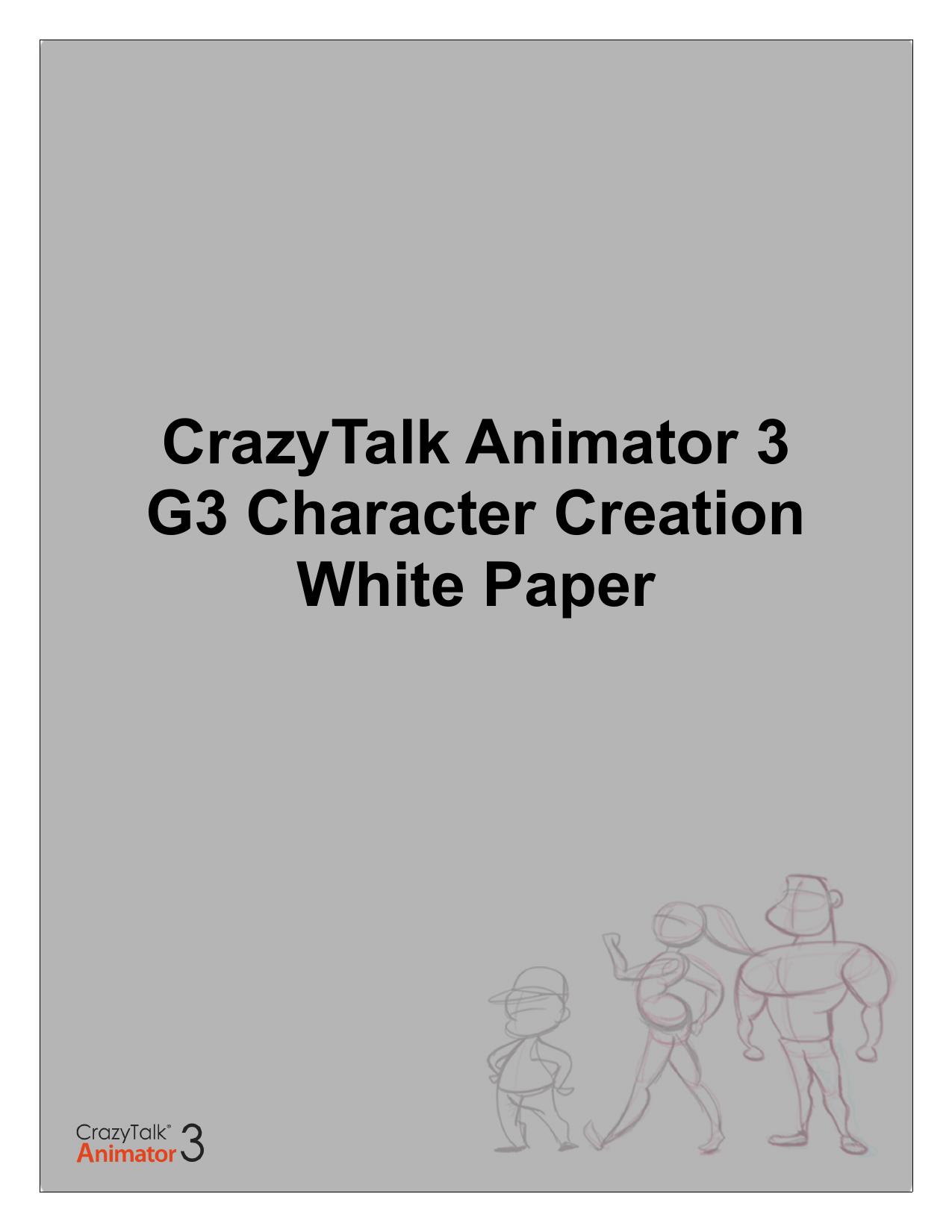 CrazyTalk Animator 3 | manualzz com