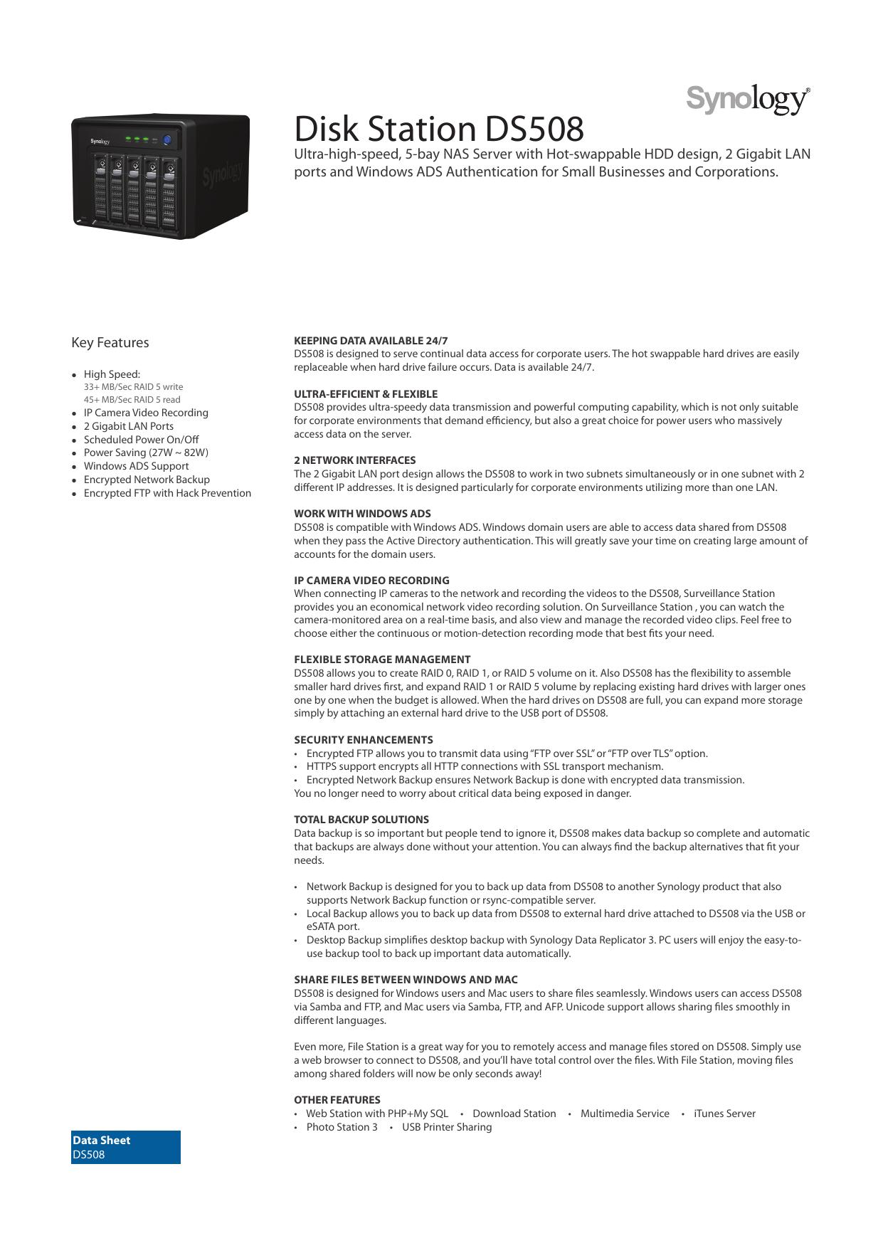 Ip Camera Synology Setup