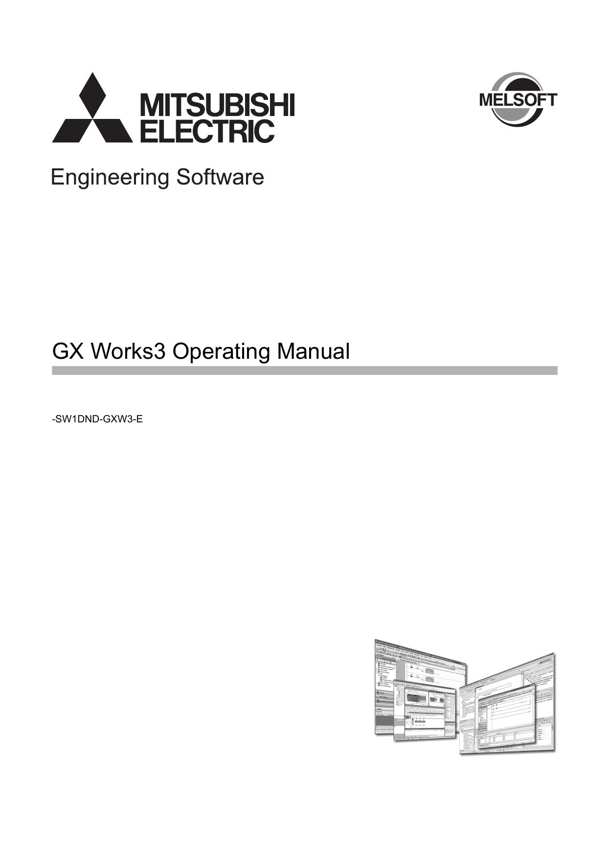 GX Works3 Operating Manual | manualzz com