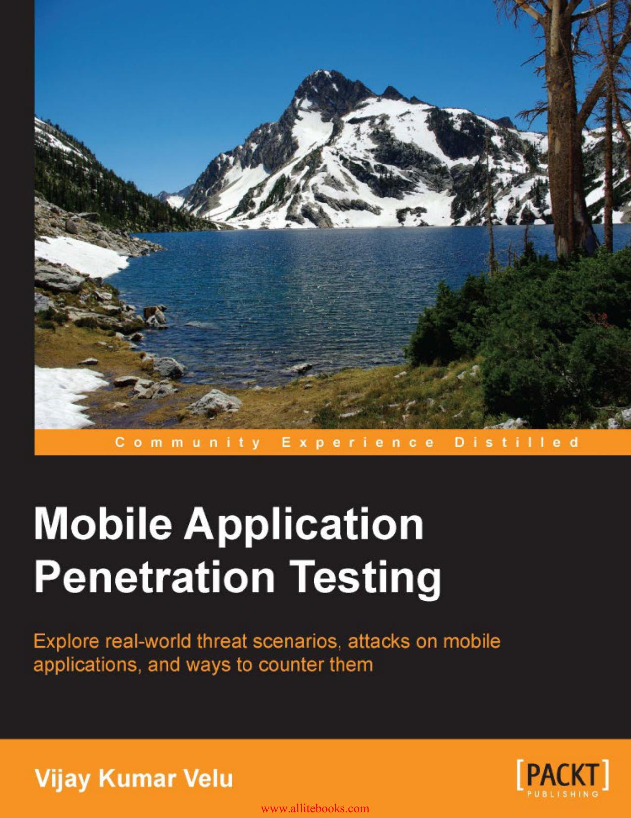 Mobile Application Penetration Testing | manualzz com