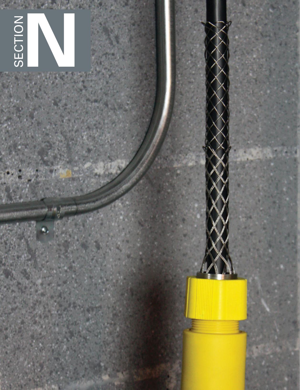 "Cooper 32/"" Mesh Length Light Duty Pulling Grip 3.50-3.99/"" Cable Diameter LP35032"