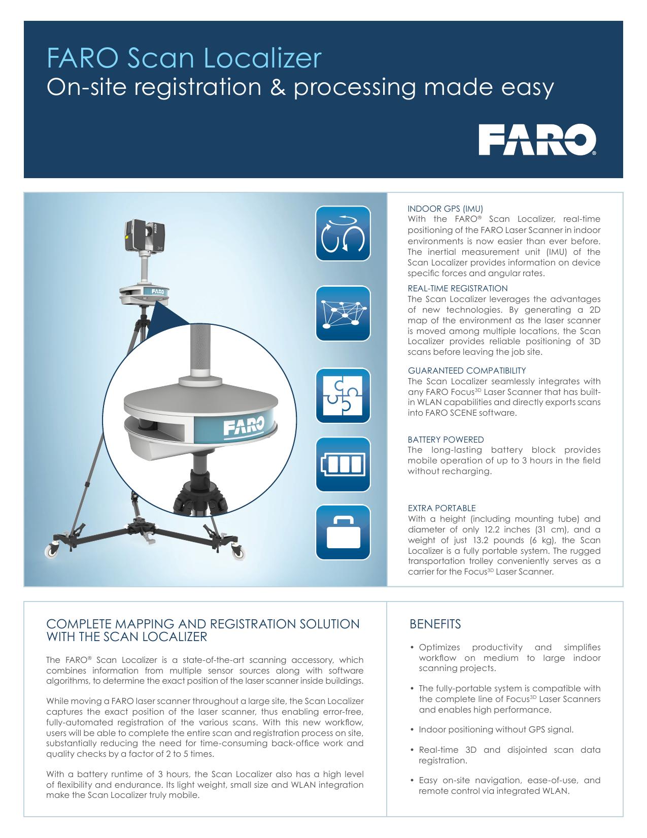 FARO Scan Localizer Tech Sheet Rev032416   manualzz com