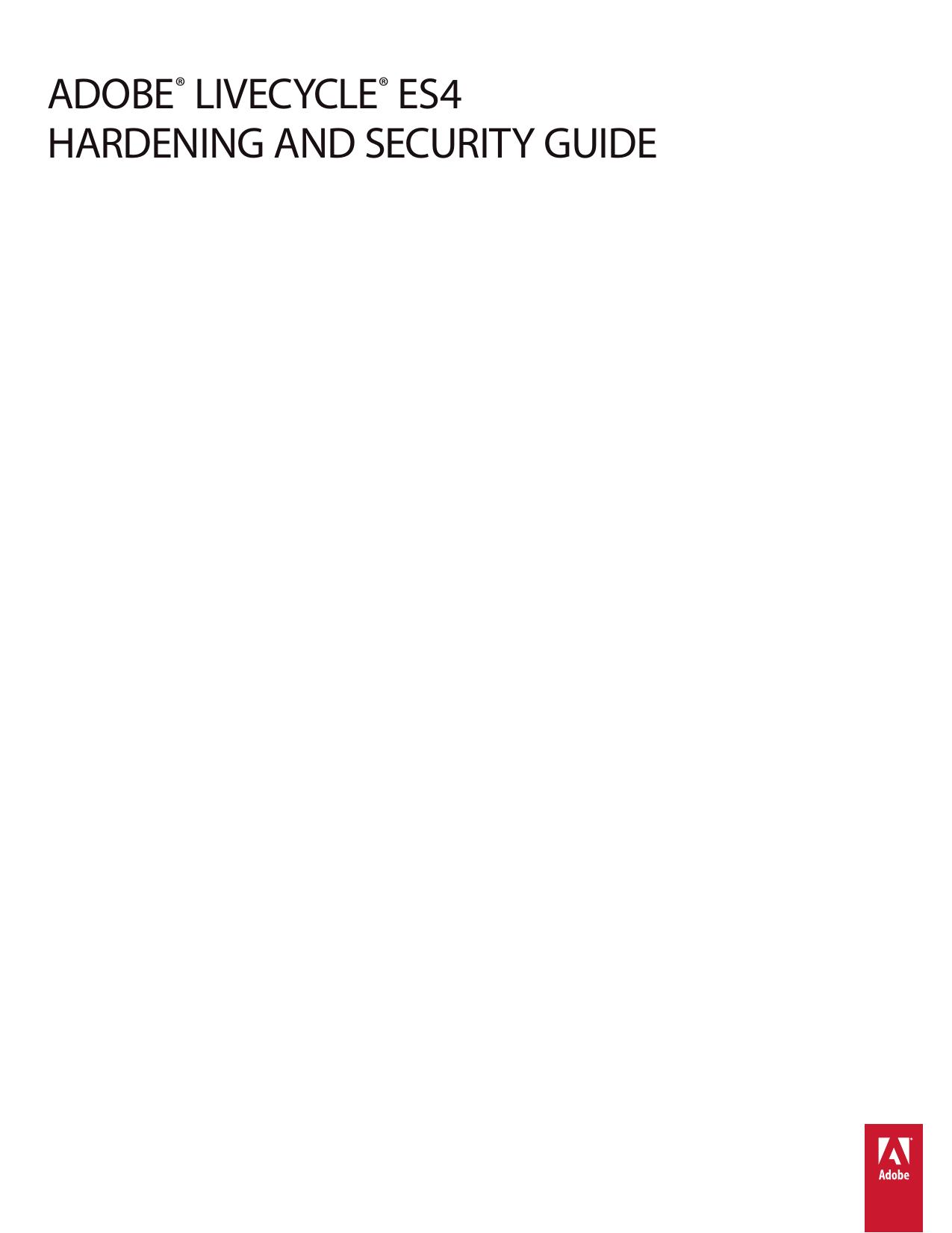 Hardening and Security AEM forms   manualzz com